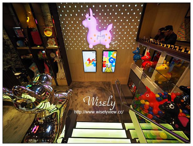【食記】台北市。大安區:Caffè Rody主題餐廳@全球唯一跳跳馬餐廳,捷運忠孝敦化站美食 @Wisely的拍拍照寫寫字