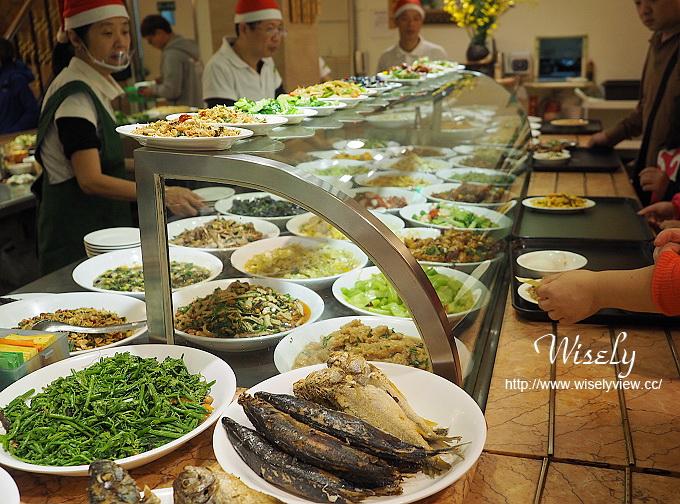【食記】台北大安。捷運科技大樓站:小李子清粥小菜@復興南路上菜色豐富的宵夜美食 @WISELY的拍拍照寫寫字