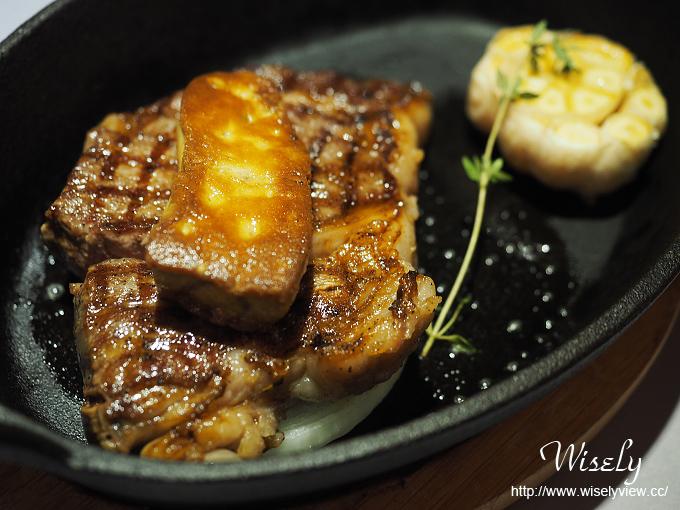 【食記】台北大安。捷運忠孝敦化站:鑽石牛排屋Diamond Steak & Café@美味親子餐廳 @WISELY's 拍拍照寫寫字