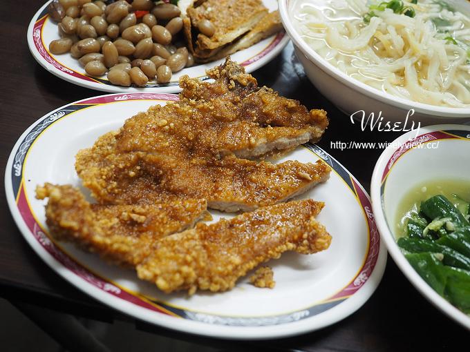【食記】台北中正。捷運善導寺站:佳園排骨麵@厚切美味肉大塊的平價美食 @WISELY的拍拍照寫寫字