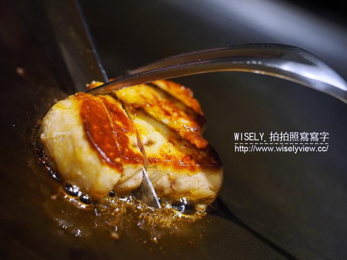 【食記】台北信義。捷運市政府站:乾杯 季月鐵板懷石(新光三越A4)@經典伊萬里鐵板燒套餐 @WISELY的拍拍照寫寫字