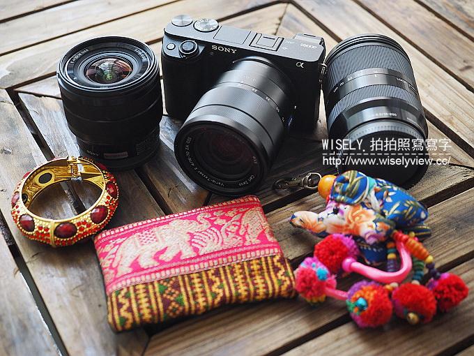 【分享】相機。索尼:Sony A6300一機三鏡@泰國清邁拍攝使用心得&實拍作品分享 @WISELY's 拍拍照寫寫字