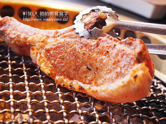 【食記】台北中山。捷運劍南站:老乾杯燒肉(大直店)@西班牙伊比利豬美味饗宴 @WISELY的拍拍照寫寫字