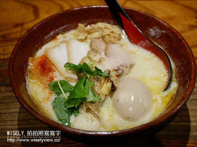 【旅行】日本大阪自由行。難波美食:龍旗信 RIZE (拉麵)@在地人氣塩味拉麵,推薦濃郁雞湯叉燒口味 @WISELY的拍拍照寫寫字