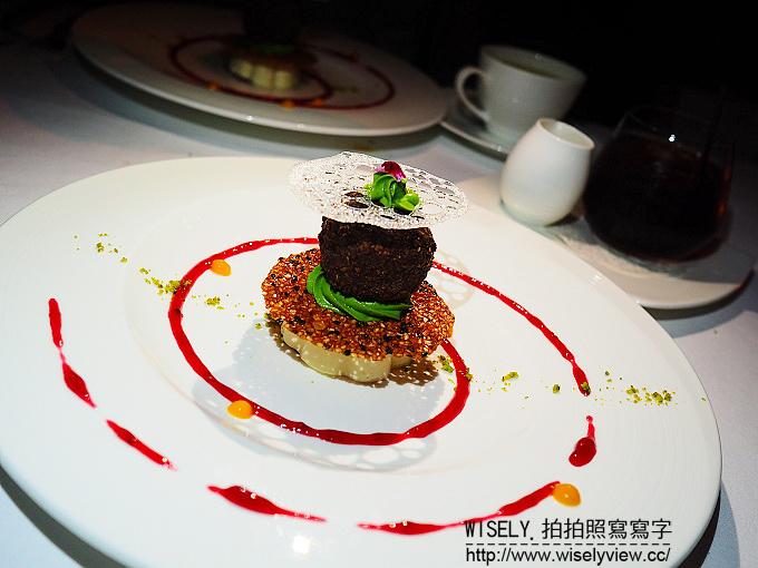 【食記】台中亞緻大飯店。Hotel One Taichung:Top of One 46F 頂餐廳(草悟道美食)@乾式熟成牛排~情人浪漫夜聚餐首選 @WISELY的拍拍照寫寫字