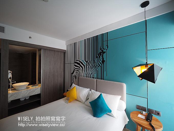 【住宿】印尼峇里島(巴里島)。水明漾:宜必思尚品酒店(Hotel Ibis Styles Bali Petitenget)@高CP值交通便利旅館 @Wisely的拍拍照寫寫字