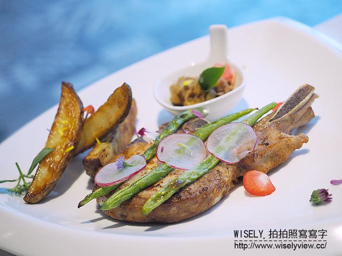 【歇業】台北內湖。捷運港墘站:Double Red Café@平價精緻又美味的南洋風格歐陸料理 @WISELY的拍拍照寫寫字